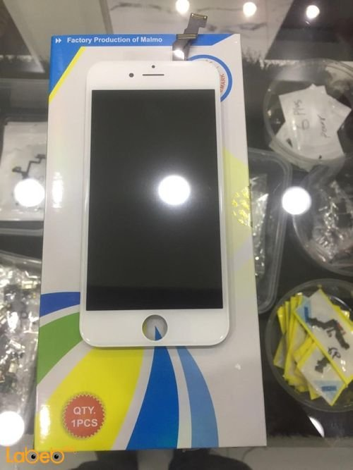 LCD Screen mobile for iphone 6 4.7inch white color