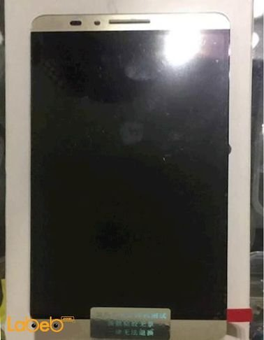 شاشة LCD موبايل هواوي مايت 7 - تدعم اللمس - 6 انش - لون ذهبي