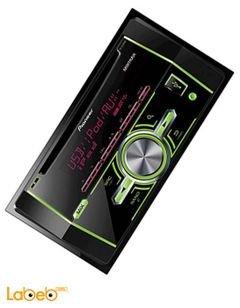 مسجل للسيارة بايونير - USB - مشغل أقراص CD ديسك - FH-XL555UI