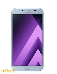 Samsung Galaxy A5 (2017) smartphone - 32GB - Blue Mist color