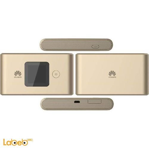 Huawei Mobile WiFi Elite 4G 3000mAh Gold E5577BS-932