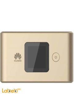 Huawei Mobile WiFi Elite - 4G - 3000mAh - Gold - E5577BS-932