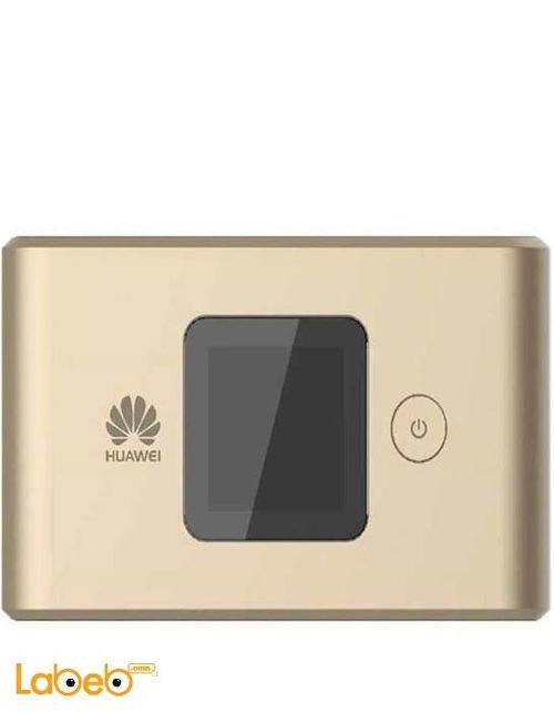Huawei Mobile WiFi Elite 4G 3000mAh Gold E5577BS-932 model
