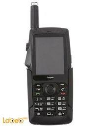 موبايل هوبي يدعم شريحتين 15000mAh أسود موديل S88