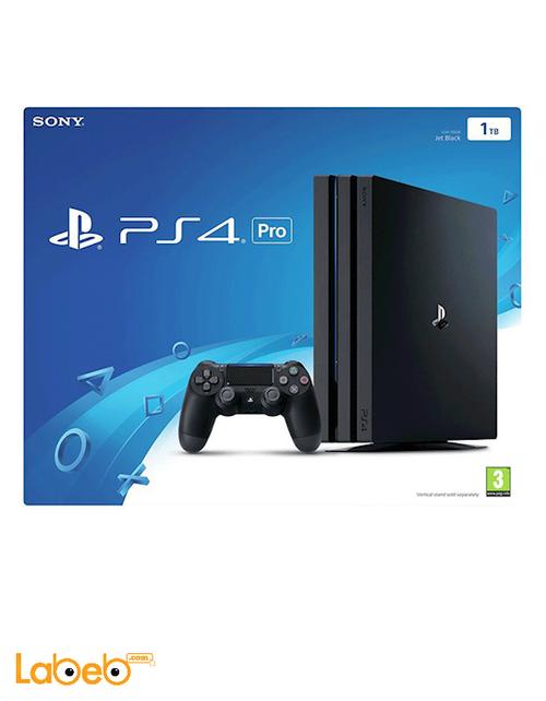 Sony PlayStation 4 1TB Black CUH-7016B model