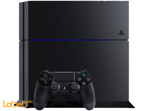 Sony PlayStation 4 500GB Black CUH-1216A model