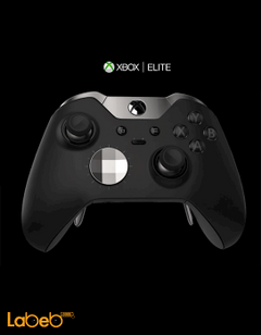 Microsoft Xbox Elite Wireless Controller - Black - 1698 model