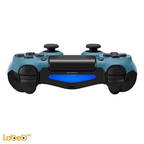 Sony PlayStation 4 DualShock 4 Controller Blue color CUH-ZCT1E10X