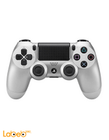 Sony dualshock 4 crystal wireless controller Silver CUH-ZCT1E