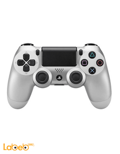Sony dualshock 4 crystal wireless controller - Silver - CUH-ZCT1E