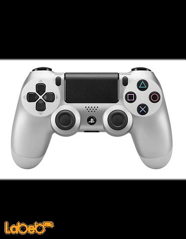 Sony dualshock 4 crystal wireless controller - Silver - CUH-ZCT1E