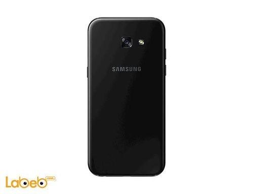 خلفية موبايل سامسونج جلاكسي (A5(2017 ذاكرة 16 جيجابايت لون أسود