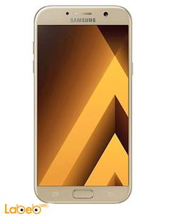 Samsung Galaxy A5 (2017) smartphone - 16GB - 5.2inch - Gold Sand