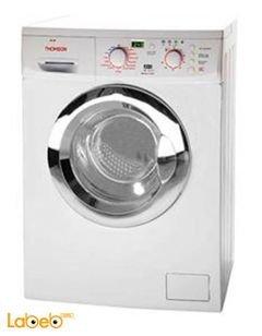 Thomson Front Load Washing Machine - 8Kg - White - TOM8/12W