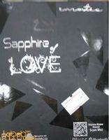 سماعة بلوتوث Sapphire love لجميع الأجهزة أبيض ZBT104BLAAIB