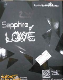 Sapphire love Bluetooth Earphones - white - ZBT104BLAA\IB