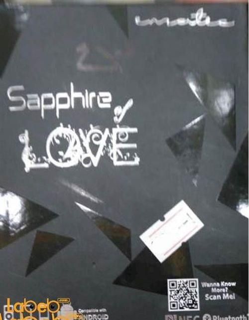 Sapphire love Bluetooth Earphones white ZBT104BLAAIB