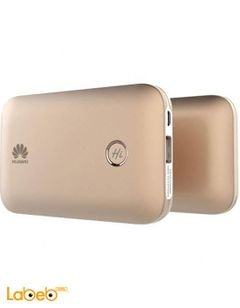 Huawei mobile wifi plus - 4G - 9600mAh - white - E5771S-852
