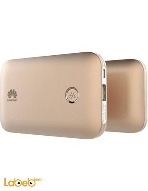 Huawei mobile wifi plus 4G 9600mAh white E5771S-852