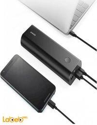 بطارية محمولة انكر موبايلات وتابلت 20100mAh منفذين USB