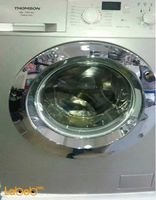 Thomson Front Load Washing Machine 8Kg Silver color TOM8/12SC