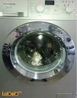 Thomson Front Load Washing Machine 7Kg Silver TOM7/12SC model