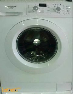Thomson Front Load Washing Machine - 7Kg - White - TOM7/12W