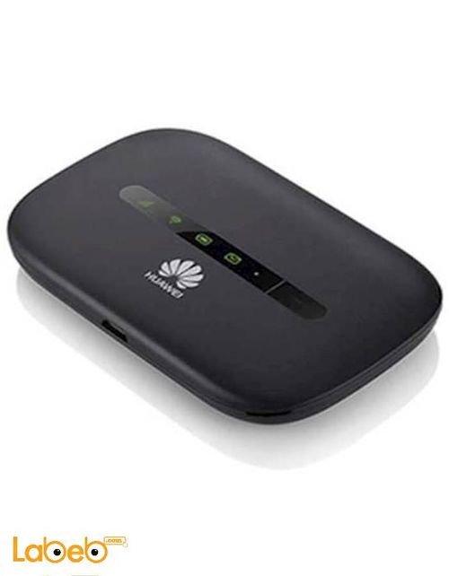 راوتر واي فاي هواوي 3G سعة 1500mAh أسود موديل E5330Bs-2