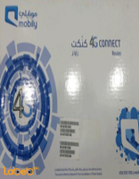 Mobily 4G Connect Router 12v white color WL_TFQQ-124GN