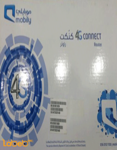 Mobily 4G Connect Router - 12v - white color - WL_TFQQ-124GN