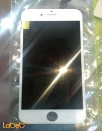 شاشة LCD موبايل أيفون 6 أبل تدعم اللمس 4.7 انش لون أبيض