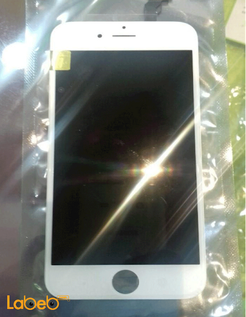 Apple LCD Screen mobile for iphone 6 4.7inch white color