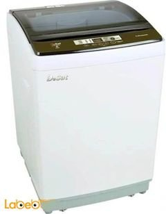 Besat Washing Maching - 15KG - white color - BSTL15X4W model