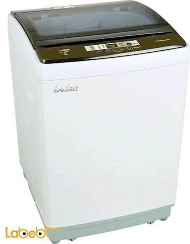 Besat Washing Maching - 15KG - white color - BSTL15X4W model