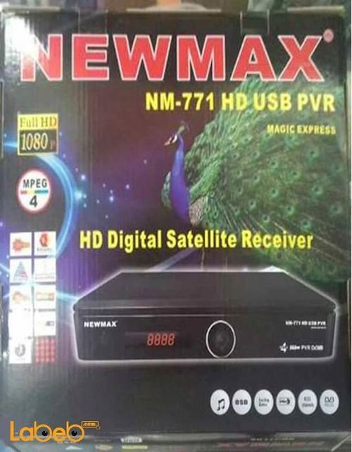 Newmax HD Digital Satellite Receiver Full HD NM-771HD