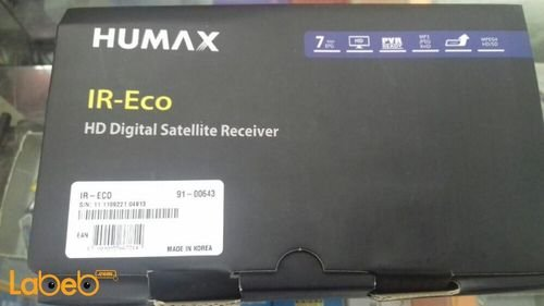 Humax IR-Eco HD Digital Satellite Receiver