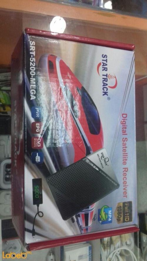 رسيفر ستار تراك full HD سعة 5000 قناة SRT-5200