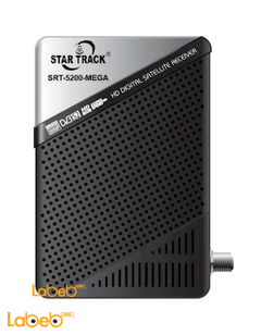 Star track Digital Satellite Receiver Full HD - 5000ch - SRT-5200