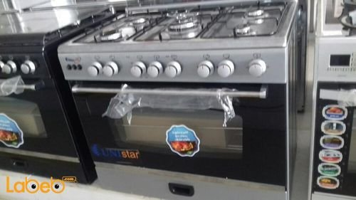 buttons Sky star oven 5 burners C6090