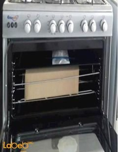 Sky star oven - 5 burners - 60x90cm - stainless color - C6090