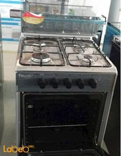 Sky star oven - 4 burners - 55x55cm - stainless color - C5555