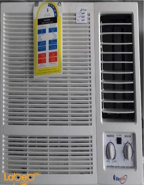 Sky Star Window Air Conditioner 17400Btu white SKYSTARW-18E