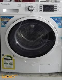 Panasonic Washer & Dryer Condenser - 7.5KG - white - NA-475MB1WSA