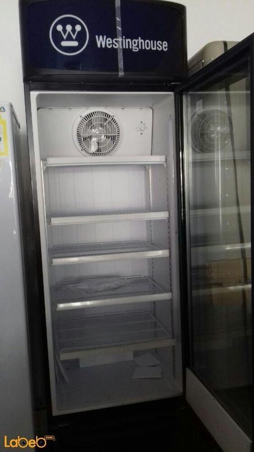 inside Westinghouse Display Refrigerator WSC382KP