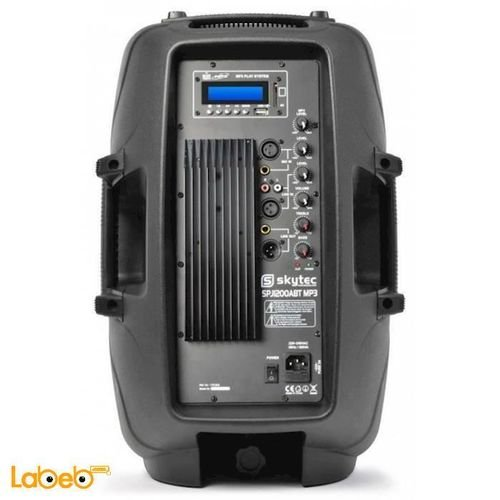 Hi-End Bluetooth Active Speaker 12inch SPJ-1200ABT MP3