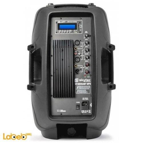 سماعة DJ متنقل Skytec - 12 انش  SPJ-1200ABT MP3