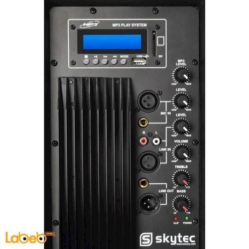 سماعة Skytec قدرة 600 واط 12 انش SPJ-1200ABT MP3