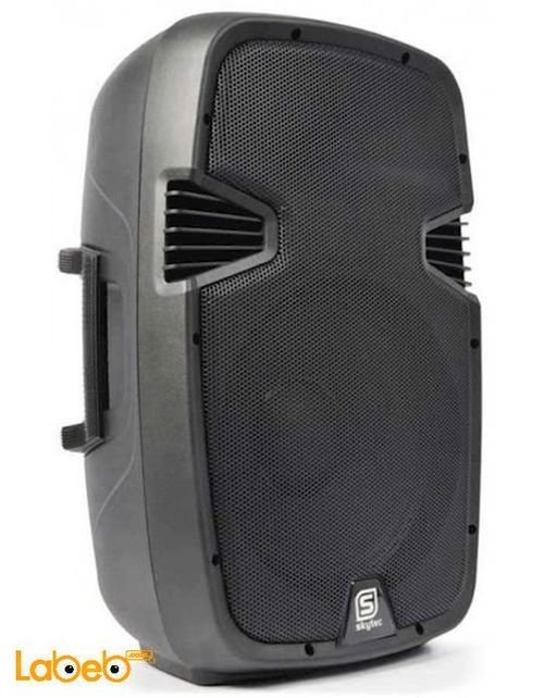 سماعة DJ متنقل Skytec قدرة 600 واط 12 انش SPJ-1200ABT MP3