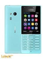 Nokia 222 mobile 16MB Dual Sim Blue color RM-1187