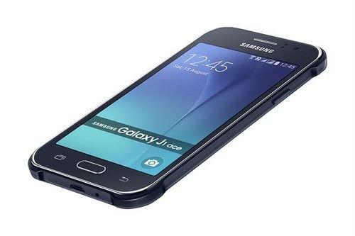 Samsung galaxy J1 Ace smartphone 8GB Black color SM-J111FDS